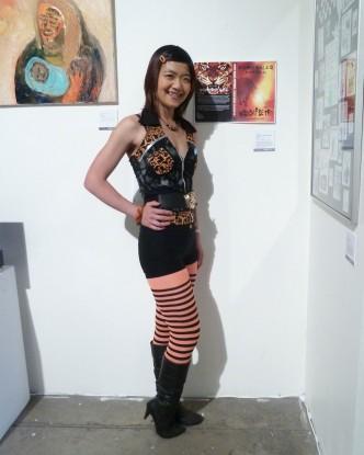Cathy Lau - firetiger