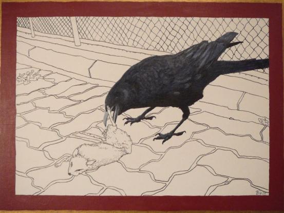 happy-crow