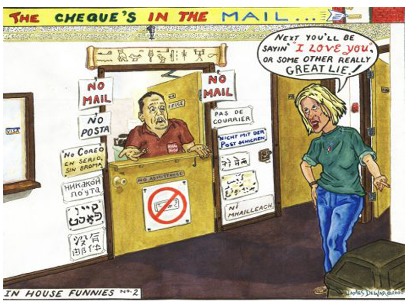 james-cheques-in-the-mail