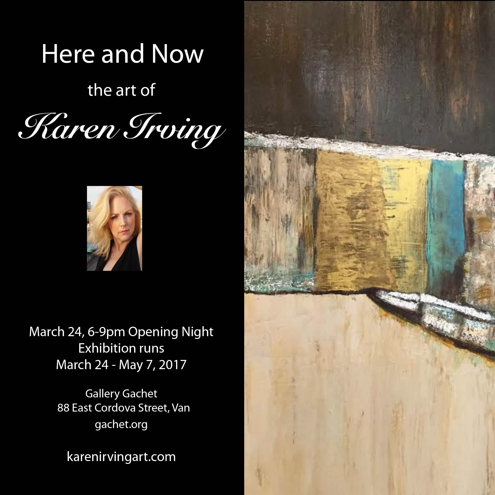 Here and Now: The Art of Karen Irving