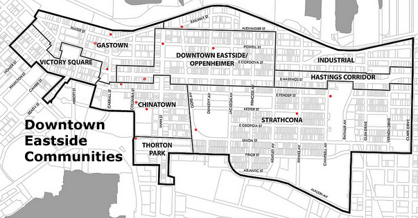 Downtown Eastside Communities