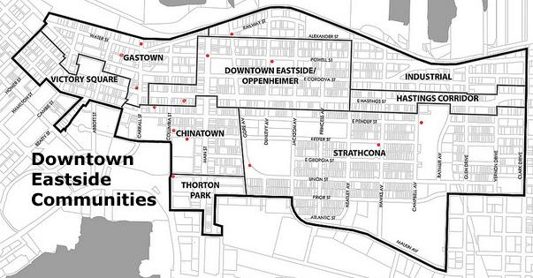 Downtown Eastside Communities